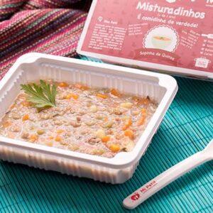 Sopinha de Quinoa