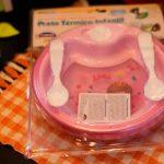 Prato Térmico Rosa Baby Princess Plasútil – 450ml