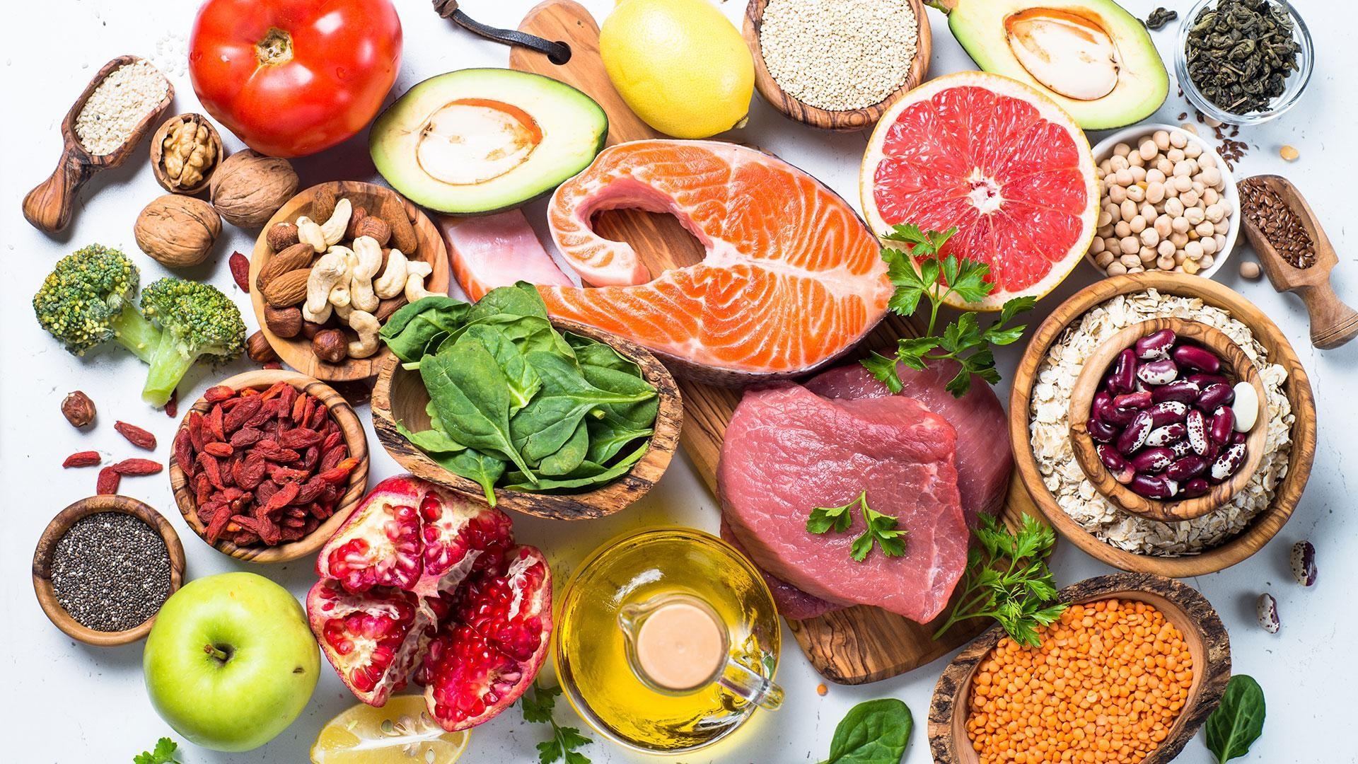 variedade alimentar e nutricional