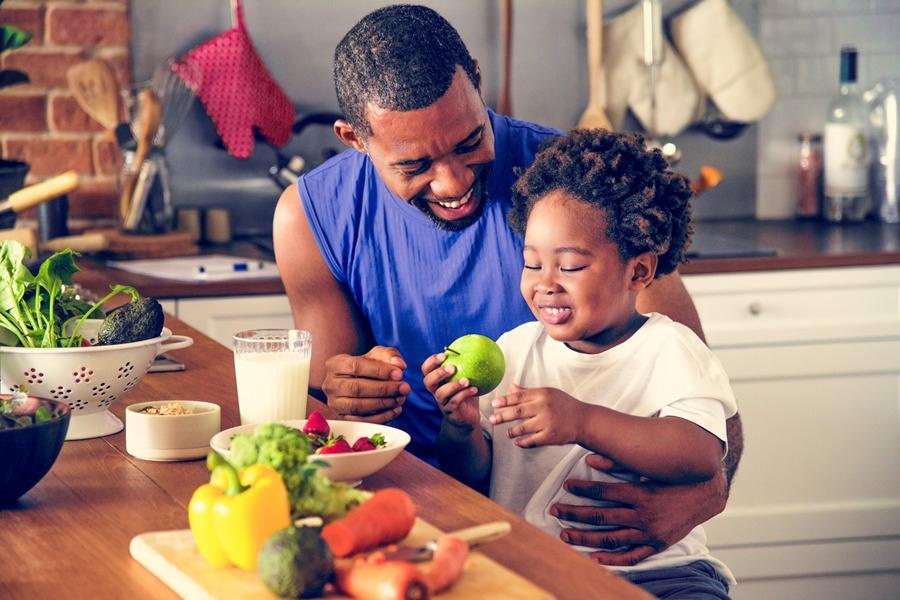 Como cuidar da alimentação infantil em tempo de quarentena