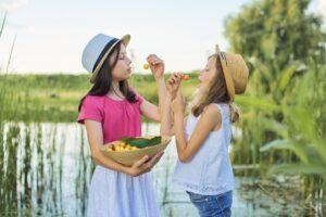 Nutricionista ressalta importância de um bom funcionamento intestinal nas crianças