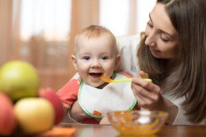 A importância dos primeiros anos de vida para a formação dos hábitos alimentares