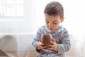Chocolate para crianças: a partir de qual idade é permitido?