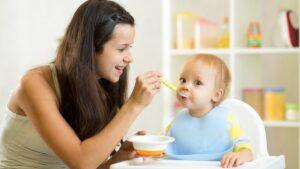 Read more about the article Introdução alimentar: a verdade sobre o sal e o açúcar! Entenda mais sobre…